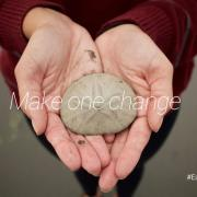 Make one change