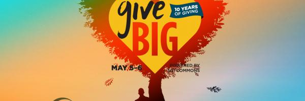 GiveBIG May 5 & 6